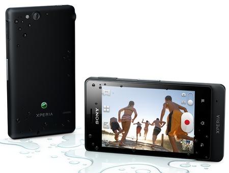 Sony Xperia Go - nowy smartphone typu rugged odporny na zarysowania