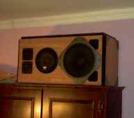 Kolumny stereo 3-drożne na TONSILACH