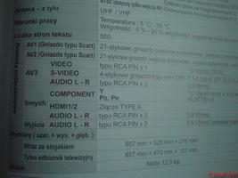 Panasonic TX-26LM70P i Laptop