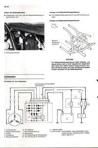 Kawasaki Vulcan VN 750 - problemy z napięciem ładowania