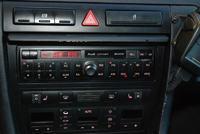 Audi A6 2,5 tdi 98r, Wstawienie radia nawigacjon plus