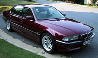 BMW e38 Opinia o samochodzie