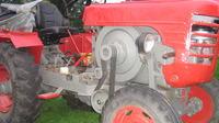 problem z prądnicą przy traktorku