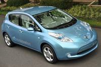 Pierwszy samochód elektryczny Nissana - Leaf