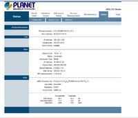 PLANET ADE-4400 - Netia - brak internetu.