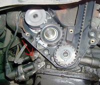 Astra - gdzie jest czujnk ciśnienia oleju