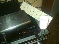 Philips DVP3580 a podpięcie pod USB Toshiby 2.0 320gb
