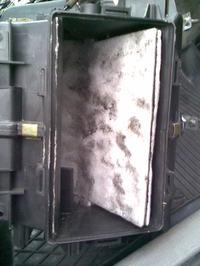 Po wymianie nagrzewnicy Audi B4 dmucha zimnym powietrzem