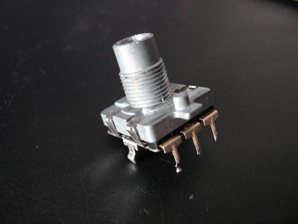 Amplituner Marantz SR-4600 - urwany impulsator, symbol? czym zast�pi�?