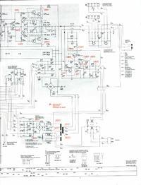 Wzmacniacz Dual CV450M problem po wymianie tranzystorów