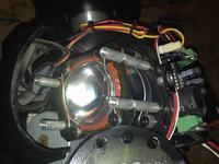 Wymiana LED w ruchomych głowach na mocniejsze