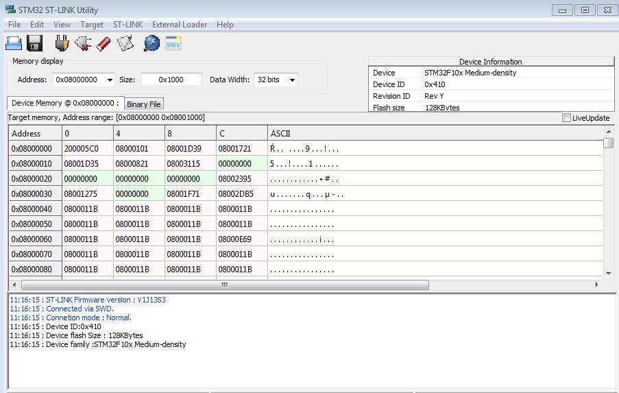 OpenOCD i ST-Link - testowanie    - 8 - elektroda pl