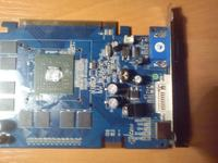 Różowe pasy na ekranie - karta graficzna Geforce 7600 GS