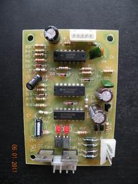 Eurolite d-26e - problem z elektroniką