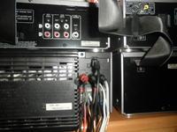Wieża do TV - TV Philips Wieża Technics