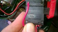 Brak hamulca wkrętarki DWT ABS-16,8-2