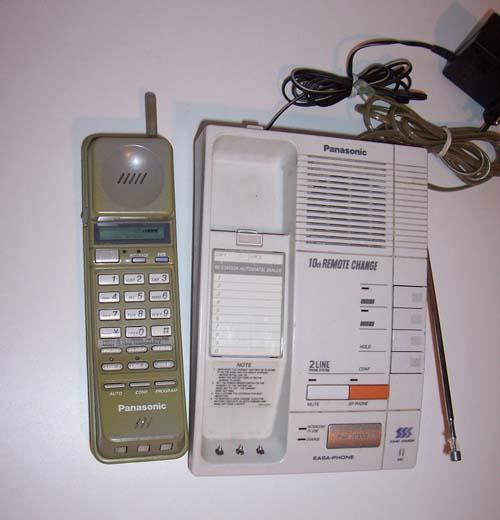 [Sprzedam] PANASONIC KX-T 3980MB DWULINIOWY TELEFON BEZPRZEWODOWY 2 LINIE