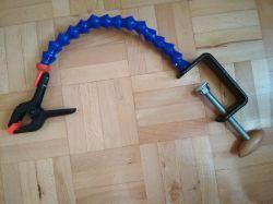 Trzecia ręka, pomocny uchwyt, DIY
