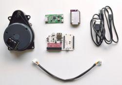 Zestaw Omega2 Wi-Fi z LIDARem