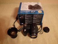 [Sprzedam] aparat konica minolta Z5 sci�gni�ty kiedy� z niemiec