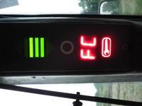 CASE CS 150 - kod FC brak jazdy
