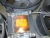 Transformator z ukłaem regulacji napięcia w zakresie 38,5 - 75 V