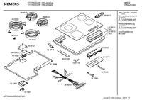 Siemens ET77050EU/01 - Płyta ceramiczna nie działa jedno pole