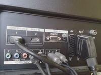 TV LG 32LC51 i wzmacniacz Yamaha - nie mogę tego podłączyć