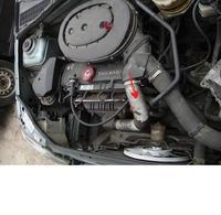 Renault Clio I 1.2 KAT monowtrysk kłopoty z obrotami i ssaniem