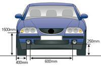 Jak podłączyć LED TTX-1040H (światła do jazdy dziennej)
