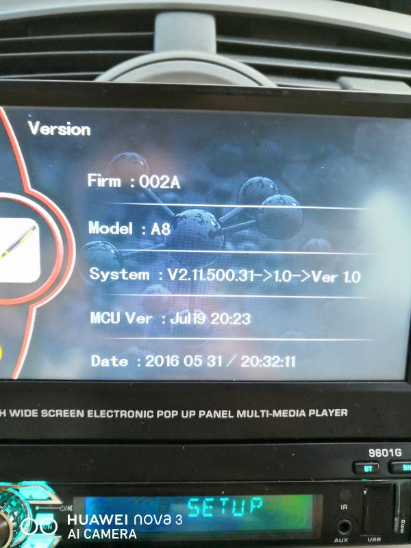 Radio na systemie win ce 5.0 a GPS-odblokowanie
