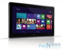 """Neso PadE1210 - hybrydowy tablet ze stacją dokującą z zatoką na dysk 2,5"""""""