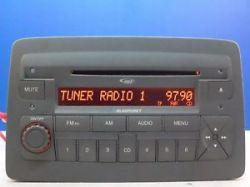Fiat Panda II - Radio Blupunkt MP3