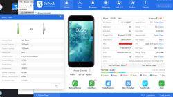 iPhone 7 - Nie pokazuje kondycji baterii - 3uTools tak - bateria oryginał?