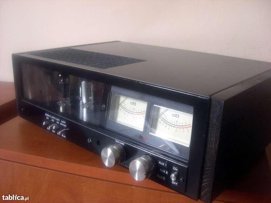 [Sprzedam] Wzmacniacz lampowy SE 6P14P ECC83 EM84