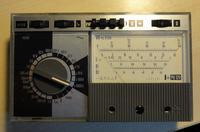 Stare, dobre mierniki analogowe