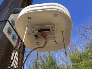Domowa bramka sieci LoRa i system czujników.