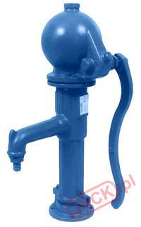 Awaria pompa r�czna + pompa samozasysaj�ca czyst� wod�