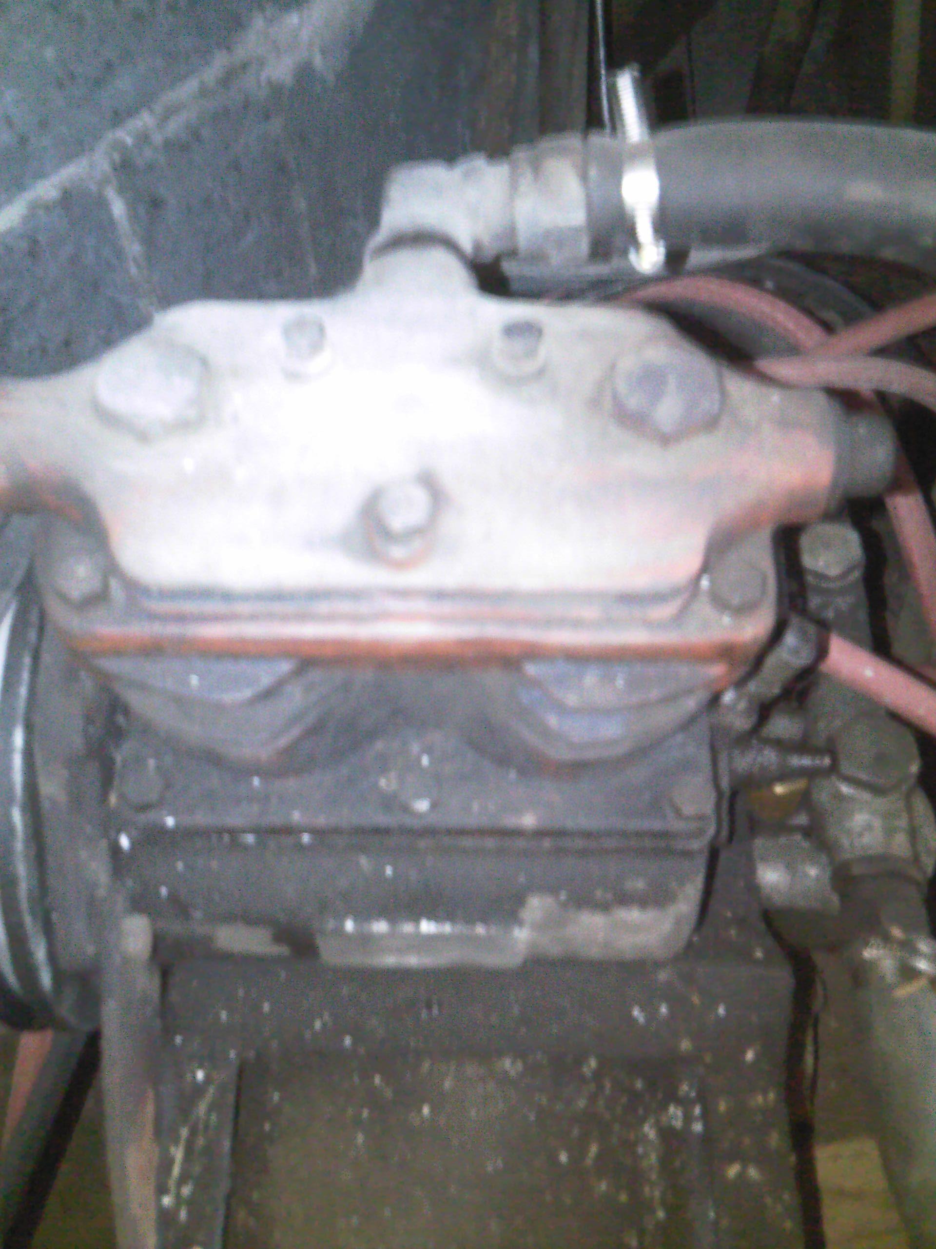 identyfikacja spr�arki do kompresora