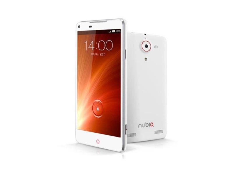 """ZTE Nubia X6 - 6,44"""" phablet z 3GB RAM, 128GB Flash, Snapdragon 801 i LTE"""