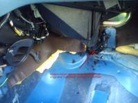 Megane Scenic I 1998 rok - Woda w kabinie oraz parujące szyby.