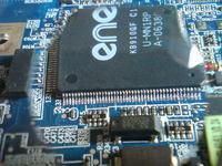 Acer aspire 3690 BL50 - Czerwony ekran, brak podświetlenia.