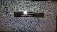 """LE32C450E1W SAMSUNG - Górna połowa ekranu z paskami i """"echem"""""""