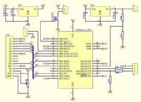 Wyja�nienie schematu miernika LCD