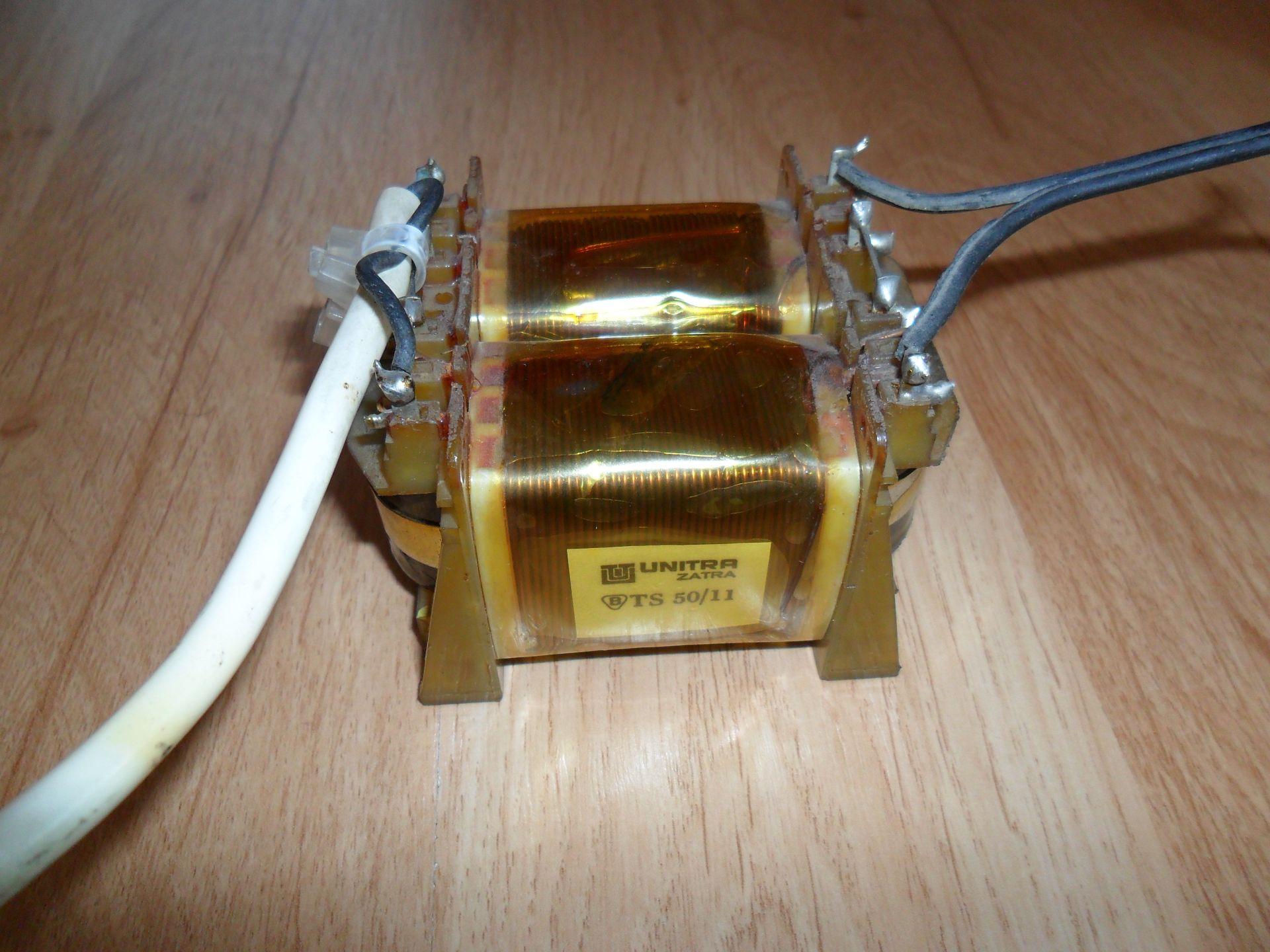 [Sprzedam] Transformator sieciowy TS50/11