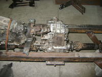 Buggy z Subaru Loyale 1.8 4x4