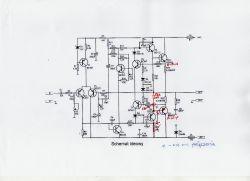 Wzmacniacz 100W 2n3055 firmy Jabel - explosia