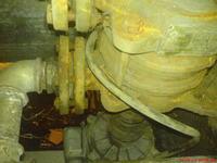 Silnik hydrofora - niskie obroty