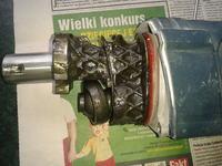 Bosch,GBH 2-26 dfr wymiana stojana