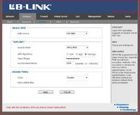 Adapter LB-LINK BL-MP01 nie zapamietuje hasła do sieci wifi z rutera TP-LINK